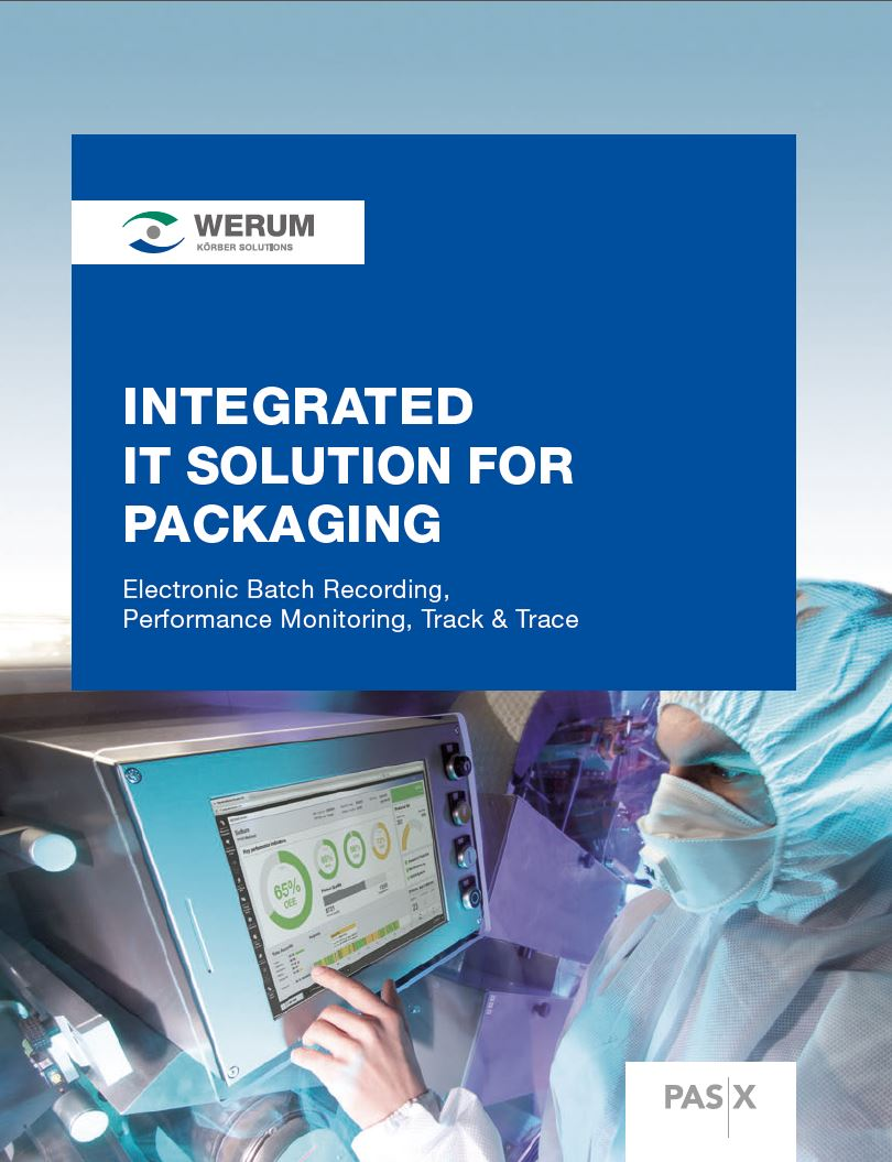 Cover_Werum_BR_0016_PAS-X_PackagingSolution_us